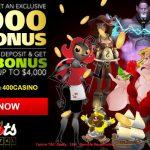 slots capital bonus