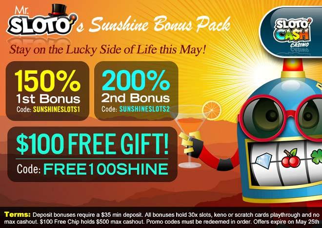 sloto cash super bonus