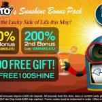 sloto cash big bonus