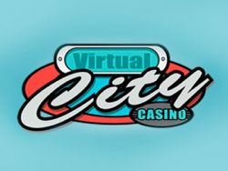 หน้าจอ Virtual City Casino