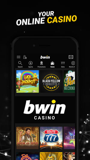 £100 back if first bet is lost at bWin Casino