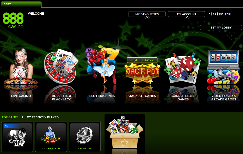 JOIN NOW AND GET YOUR  NO DEPOSIT NEEDED BONUS FOR NEW JERSEY PLAYERS at 888 Casino