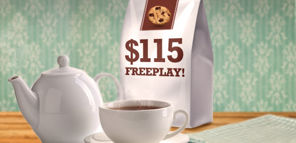 Go ahead and kick back with 5 FreePlay after a long day at 777 Casino