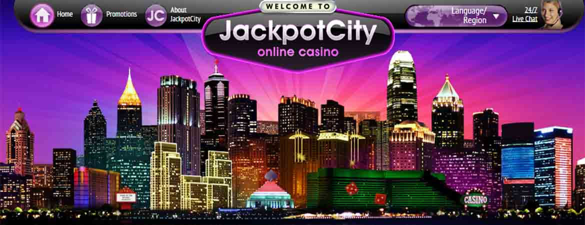 0 Free Chip al casinò Jackpot City
