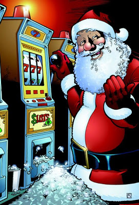 A Short History of Santa. Deposit  and to get 200 Santa Spins on Top at Sloto Cash Casino. USA Welcome!!!