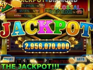 Rezultāts ir Jackpot Big WIn