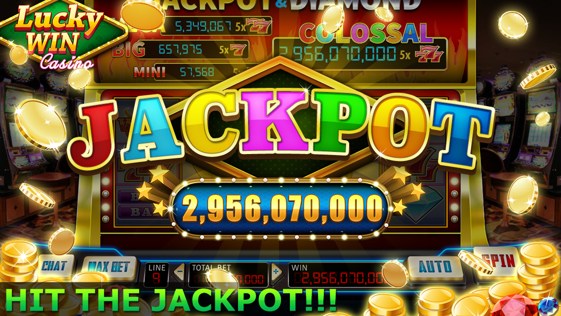 Hit Jackpot Big WIn