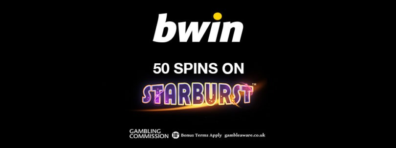 50 Spins on Legend Casino Slot - Starburst at bWin Casino for FREE!