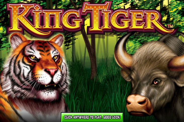Lincoln Casino Online Bonus! Then get 40 free spins on King Tiger!