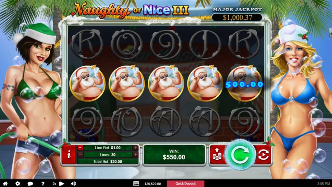Deposit  and Get 100 Naughty or Nice Spins on Top at 888 Casino