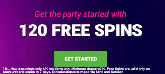 5 No Deposit Bonus at Party Casino Online