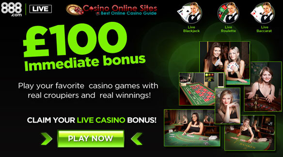 30 No Deposit Free Spins & 00 Welcome Package at 888 Online Casino!