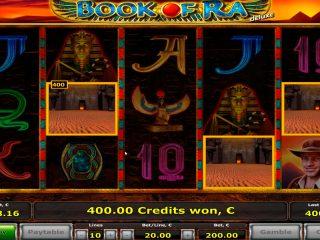 หนังสือของการชนะที่ยิ่งใหญ่ Ra Mega! เกมโบนัส 2 - ชนะอย่างง่ายดาย 10.000!
