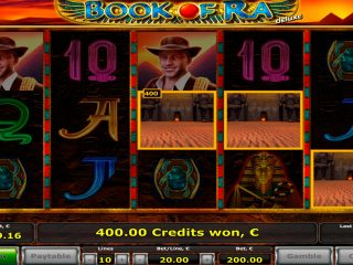 Book of ra คาสิโนสล็อตชนะครั้งยิ่งใหญ่ - เกมโบนัส 2 - ชนะ€ 12.000 และ€ 20.000