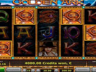 โกลเด้นหีบคาสิโนสล็อตชนะรางวัลใหญ่€ 14.800