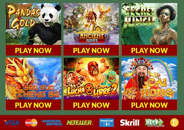 Pelaa nyt. 400% No Max Bonus Planet 7 Legend Casinolla. USA Hyväksytty!