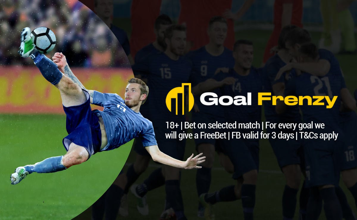 Get a £5 FreeBet for every goal scored in Man City vs Liverpool at bWin