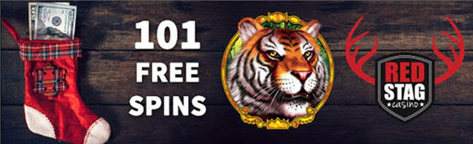 free chip from Win at Red Stag Casino. USA Welcome! +101 free spins!