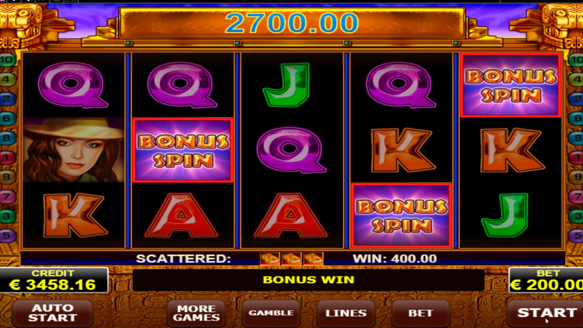 Book of aztek kasino slot moje bonusová hra big win € 19.200