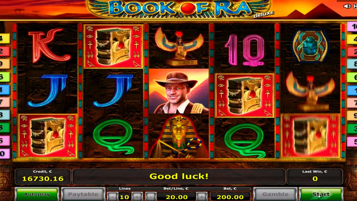 Book of ra big win € 20,000