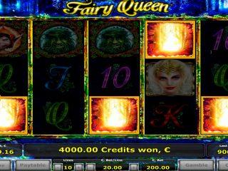 คาสิโนชนะที่ยิ่งใหญ่ของ Fairy Queen - เกมโบนัส 2 - 8 ฝัด! ชนะ - € 41.000