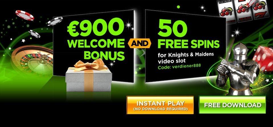5 no deposit bonus from 888 Casino Online