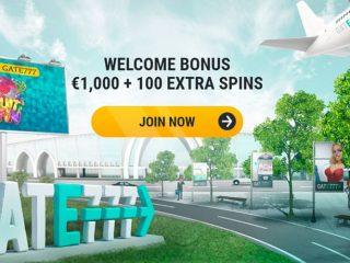 bonus de gate777