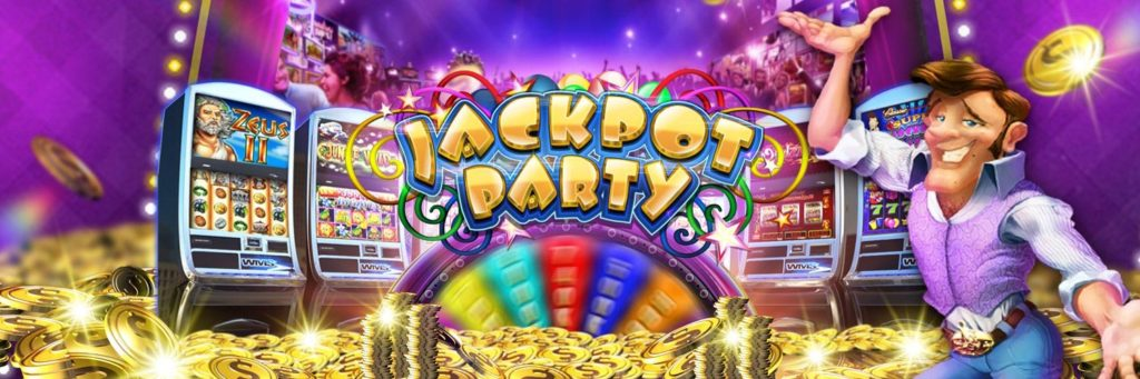 20 Free Spins at Party Casino