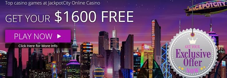 Jackpot City Casino: 00 Casino Bonus