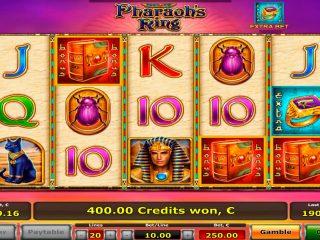 สล็อตคาสิโน Ring ของฟาโรห์ชนะรางวัลใหญ่€ 18,000 พร้อมเกมโบนัส!