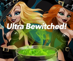 Sexy Outfits and Unlimited Fun along Winnie the Witch at Sloto Cash Casino! 75% VIP Unlimited Bonus + 25 Free Bubble Bubble 2 Spins on Top!