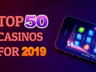 топ 50 казино сайтове