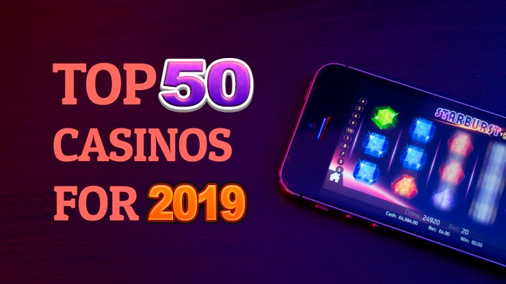 top 50 casino sites