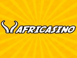 AfriCasino capture d'écran