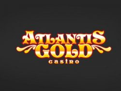 Atlantis Gold Casino- ի էկրանին
