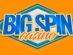Big Spin Casino capture d'écran