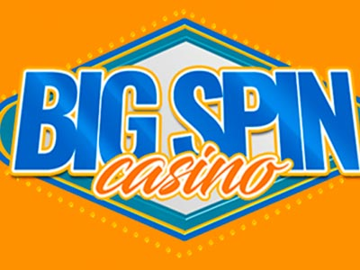 Screenshot van Big Spin Casino