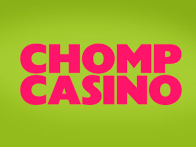 Chomp Casinon kuvakaappaus