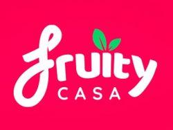 Fruity Casa- ի էկրանին