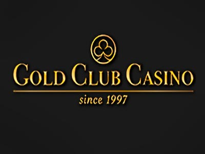 Zaslon Gold Club Casino
