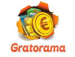 Gratorama էկրանին