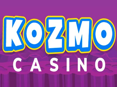Screenshot z Kozmo Casino