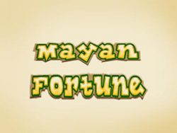 Mayan Fortune-Screenshot