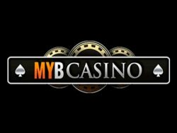 MYB Casino skärmdump