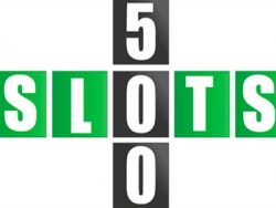 Slots 500 capture d'écran