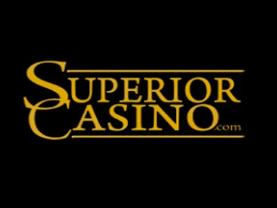 Superior Casino skärmdump