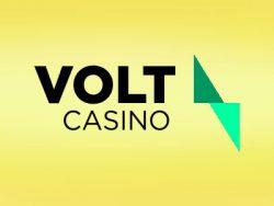 Volt Casino capture d'écran