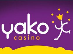 Screenshot van Yako Casino