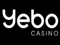 Yebo Casino- ի էկրանին