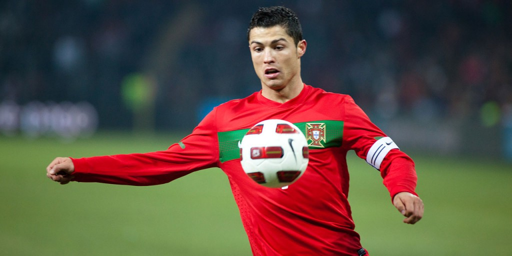 Cristiano Ronaldo and Footballers Who Love a Flutter